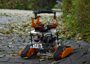 ساخت ویلچر با مقاومت در مقابل واژگونی