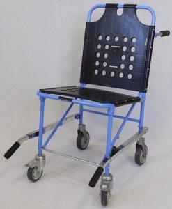 ویلچر پله رو ساده دستی تولید ایران